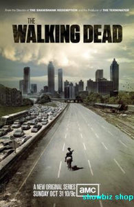 Walking Dead Tv Poster #02 11x17 Mini Poster Empty Road Horse