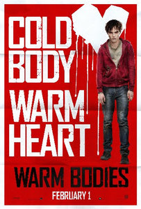 Warm Bodies 11inx17in Mini Poster