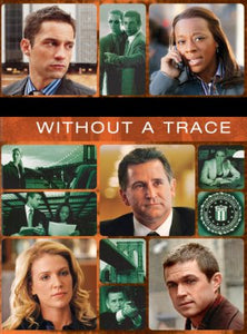 Without A Trace Mini Poster 11x17 #01
