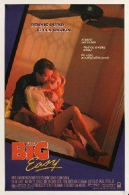 Big Easy Mini movie poster Sign 8in x 12in
