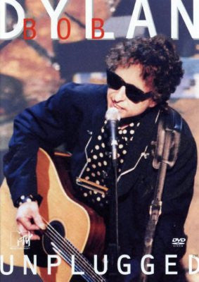 Bob Dylan Unplugged Mini Poster 11x17in