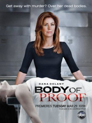 Body Of Proof Mini Poster 11x17in