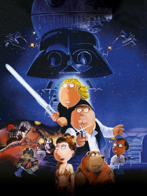 Family Guy It'S A Trap Mini Poster 11x17in