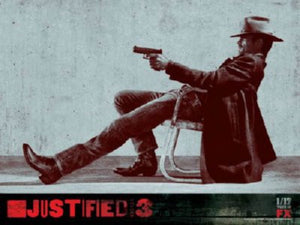 Justified Season 3 Mini Poster 11inx17in