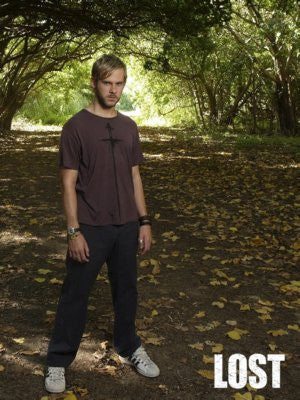 Lost Mini Poster 11x17in Dominic Monaghan