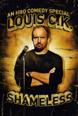 Louis Ck Mini Poster 11x17in Shameless