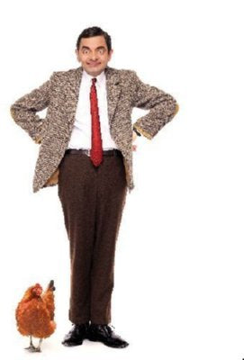 Mr Bean Mini Movie Poster 11x17 in Mail/storage/gift tube