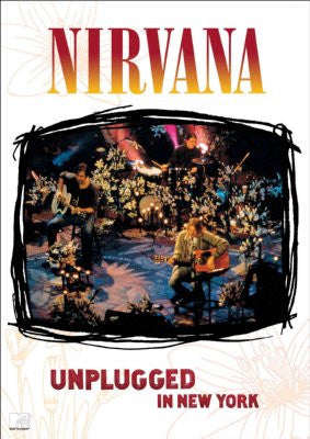 Nirvana Unplugged Mini Poster 11x17in