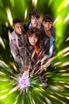 Sarah Jane Adventures Photo Sign 8in x 12in