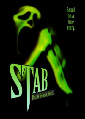 Stab (Scream) Mini Movie Poster 11inx17in
