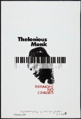 Thelonious Monk poster tin sign Wall Art