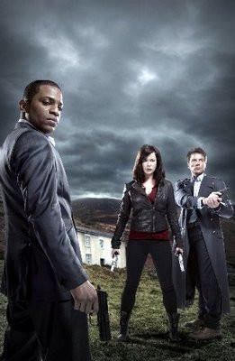Torchwood Miracle Day poster tin sign Wall Art
