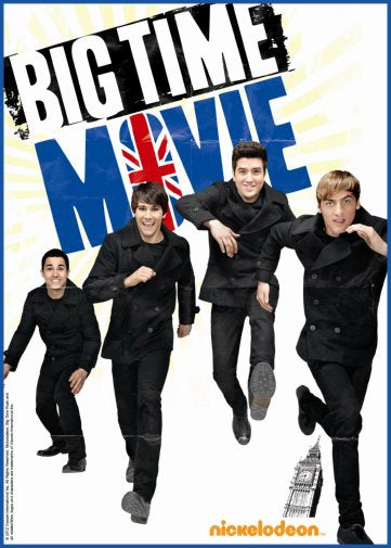 Big Time Movie poster 24inx36in Poster