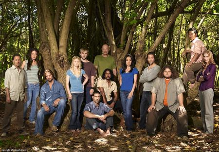 Lost Cast Poster Forest