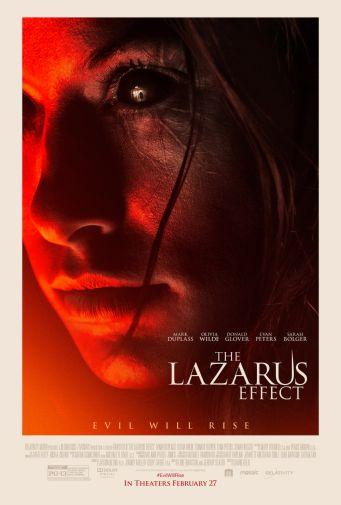 Lazarus Effect poster 24in x36in