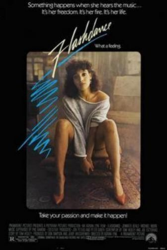 Flashdance Poster 24in x36in