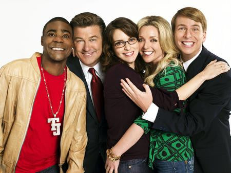 30 Rock Cast Promo poster| theposterdepot.com