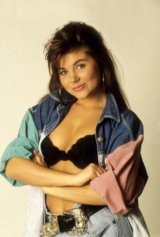 Tiffani Thiessen Poster 24x36