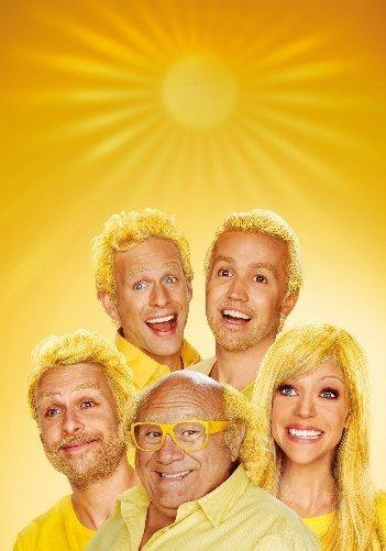 It'S Always Sunny In Philadelphia Photo Sign 8in x 12in