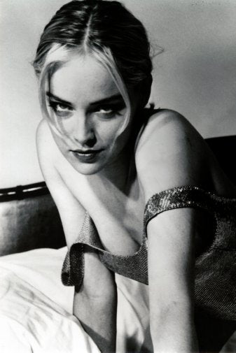 Sharon Stone Poster 24inx36in Poster