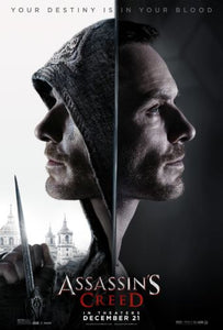 Assassins Creed Poster 24x36