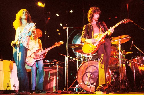 Led Zeppelin Poster 24inx36in