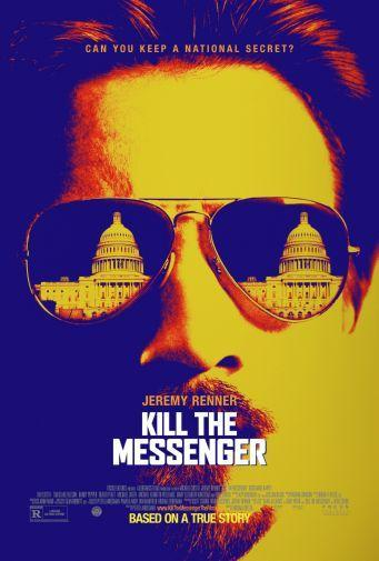 Kill The Messenger poster 16inx24in Poster