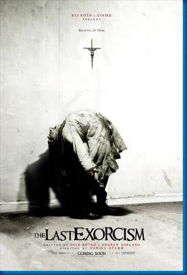 Last Exorcism The poster