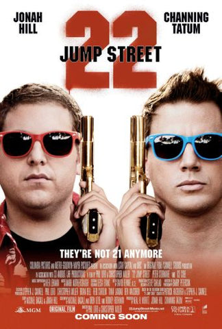 22 Jump Street poster 24inx36in Poster