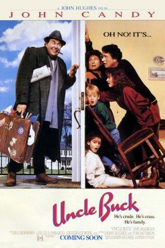 Uncle Buck poster 16x24
