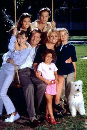 7Th Heaven Poster Family Swing 27inx40in