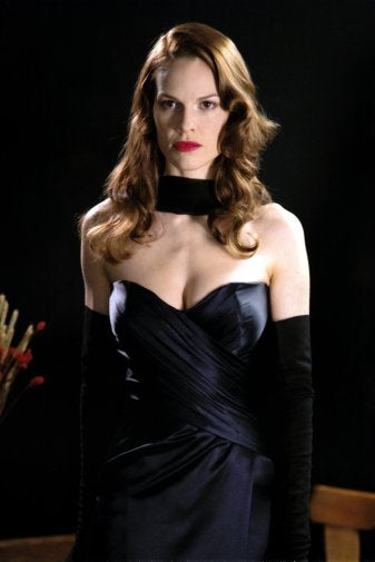 Hilary Swank Poster 24inx36in Poster
