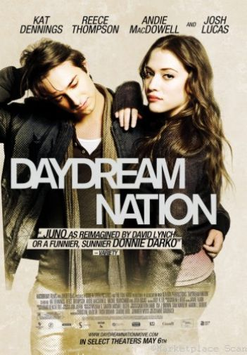(24inx36in ) Daydream Nation poster Print