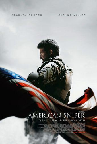 American Sniper poster 16 inches x 24 inches