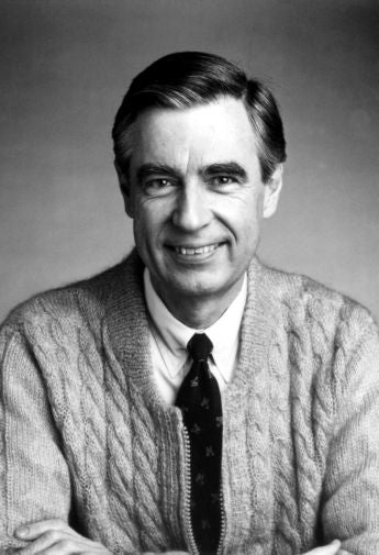 Mr Rogers Poster 24inch x 36inch Poster