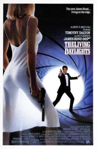 Living Daylights The poster 24x36