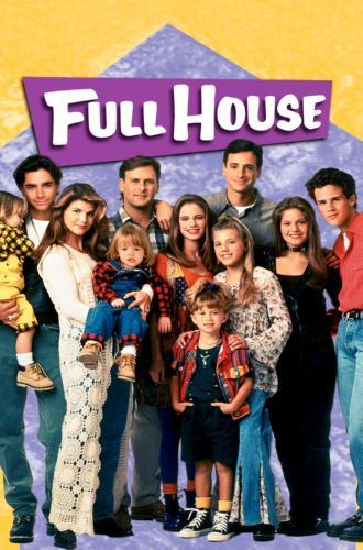 Full House 11x17 Mini Poster