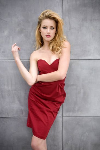 Amber Heard Poster 24inch x 36inch