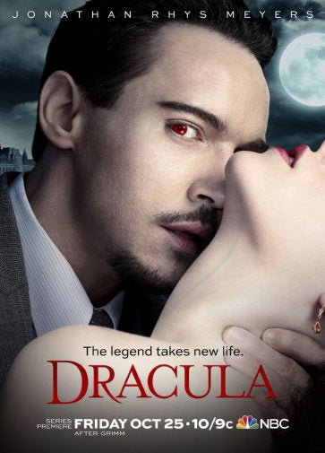 (24inx36in ) Dracula poster