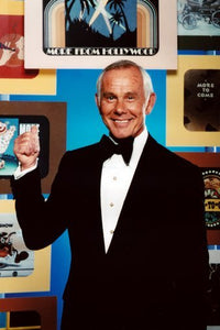Johnny Carson Poster 24inx36in Poster