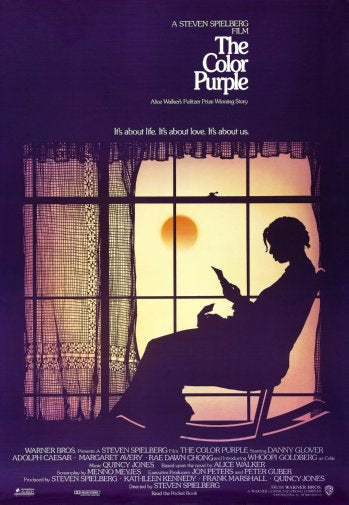 Color Purple The Poster 24x36