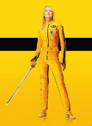Kill Bill Poster 16inx24in