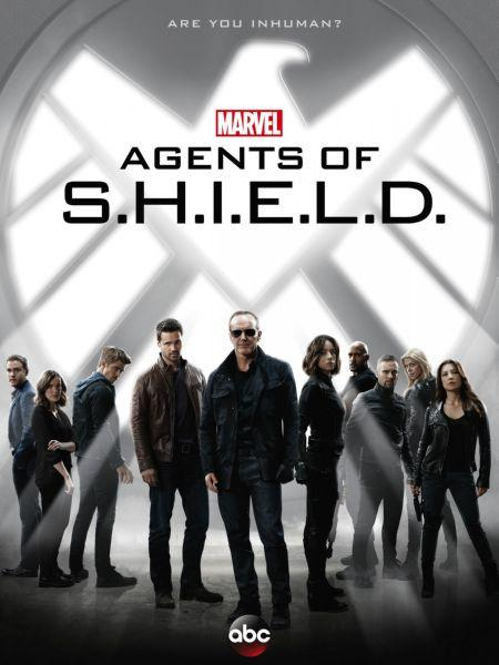 Agents Of Shield poster 27x40