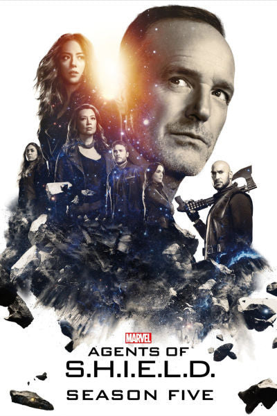 TV Posters, agents of shield season 5