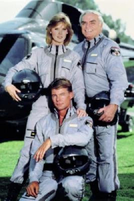Airwolf Poster 11x17 Mini Poster
