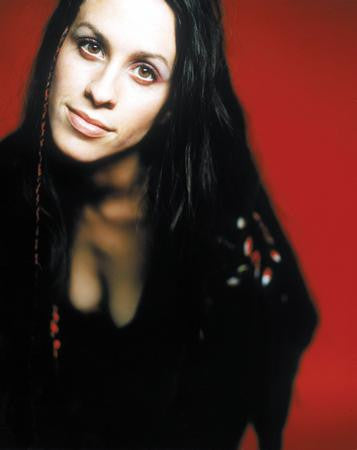 Alanis Morissette Close Up 11x17 Mini Poster