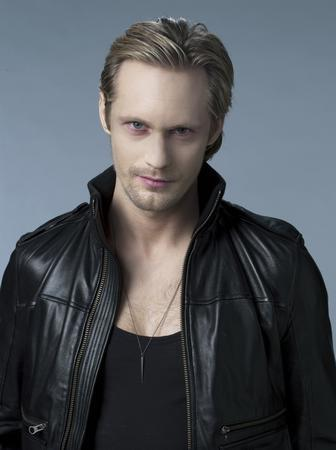 Alexander Skarsgard Eric True Blood poster tin sign Wall Art