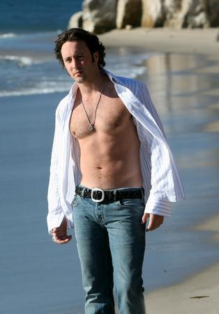 Alex O'Loughlin Photo Sign 8in x 12in