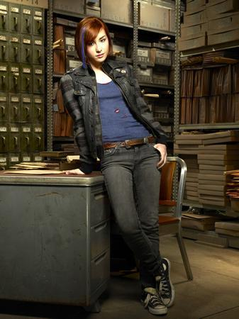 Allison Scagliotti Photo Sign 8in x 12in