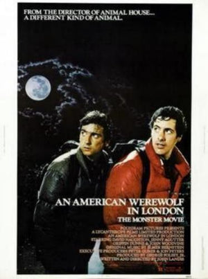 American Werewolf In London, An Movie Poster 11x17 Mini Poster